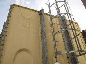 貯水槽の画像